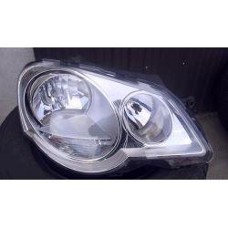 Reflektor prawy VW Polo 2005-...
