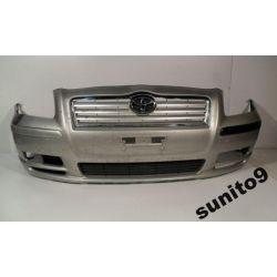 Zderzak przedni Toyota Avensis 2003-