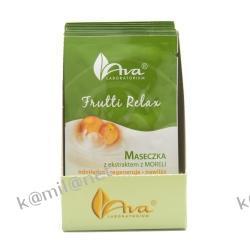 AVA -  FRUTTI RELAX Maseczka z ekstraktem z morelą saszetka 7 ml Pozostałe