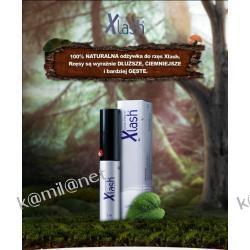 Xlash to w 100 % naturalna odżywka stymulująca wzrost rzęs 3 ml
