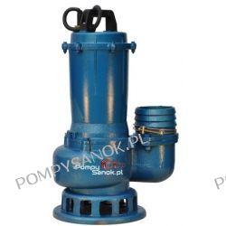 Pompa zatapialno - ściekowa do szamba i brudnej wody WQ 65-5-1,5 (400V)