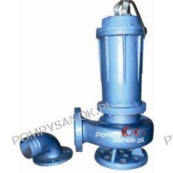 Pompa zatapialno - ściekowa do szamba i brudnej wody WQ 35-7-2,2 (400V)