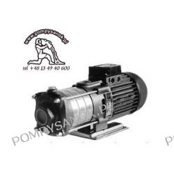 Pompa DHR2-50 M lub T wielostopniowa pompa wirowa(DHR 25) Pozostałe