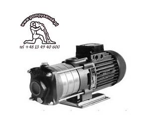Pompa DHR2-50 M lub T wielostopniowa pompa wirowa(DHR 25)