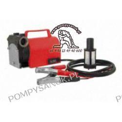KPT 24-40 Pompa powierzchniowa do oleju napędowego i opałowego zasilana akumulatorowo 24V Pompy i hydrofory