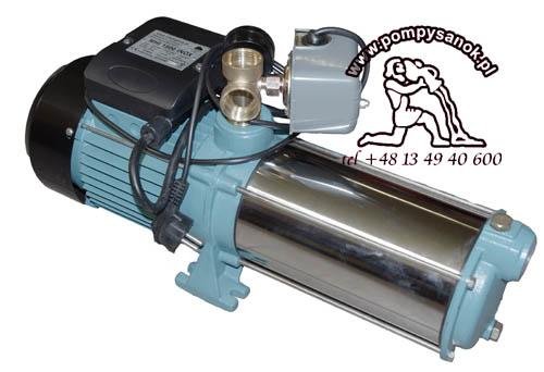 Pompa hydroforowa z osprzętem MH 1300 INOX 230V lub 400V