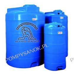 Zbiornik polietylenowy CV-500 ELBI Pompy i hydrofory