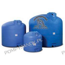 Zbiornik polietylenowy PA-2000 ELBI Pompy i hydrofory