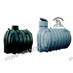 Zbiornik polietylenowy CU-10000 ELBI - do instalacji podziemnej Pompy i hydrofory