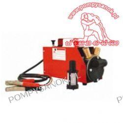 E 1224/30-40 Pompa powierzchniowa do oleju napędowego i opałowego zasilana akumulatorowo 12V i 24V