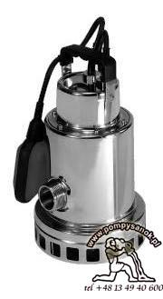 Pompa zatapialna OMNIA 160/7 AUT- 230V z pływakiem