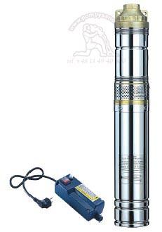 Pompa głębinowa EVJ 2,5-60-0,75