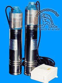 Pompa głębinowa NKT-150 (400V)