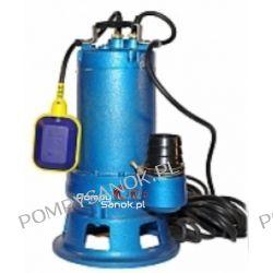 Pompa zatapialna do szamba i brudnej wody WQ 10-10-0,75 z rozdrabniaczem