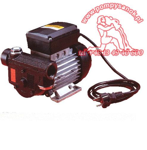 PA 2 80 (HE 80) Pompa powierzchniowa do oleju napędowego i opałowego - 230V