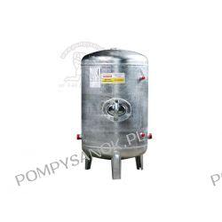 Zbiornik hydroforowy ocynkowany 300L pionowy