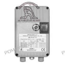 QES PLUS 10/150 M  (silnik max. 1,5KW)