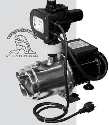 AUTOMAX 80/48 -230V z aquamaticiem
