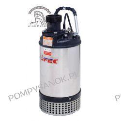 FS 315 T - 400V - AFEC pompa odwodnieniowa dla budownictwa Hmax - 16m, wydajność do 650 l/min Pozostałe