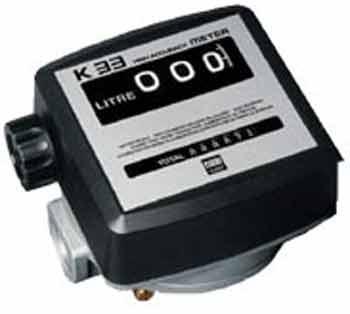 Mechaniczny licznik przepływu cieczy K33