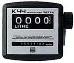 Mechaniczny licznik przepływu cieczy K44