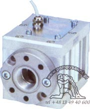 Elektroniczny licznik do cieczy K600/4 Pulser
