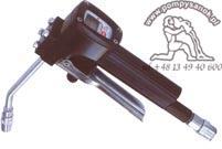 GREASTER Pistolet do smaru z licznikiem elektronicznym