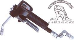 GREASTER Pistolet do smaru z licznikiem elektronicznym i złšczem obrotowym Z