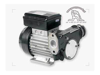 LP3 - samozasysajšca rotacyjna pompa łopatkowa - 230V
