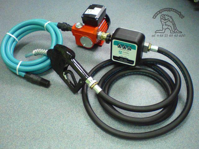 Zestaw OP2 - 60/Z98 - 230V