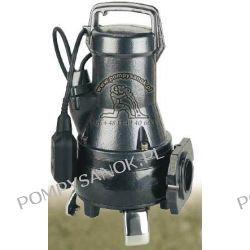 Draincor 180 M - pompa monoblokowa z nożem tnącym do ścieków i gnojowicy  Pompy i hydrofory