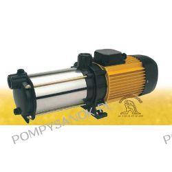 Aspri 25 5 lub 25 5 M - pompa pozioma, wielostopniowa do wody czystej Pompy i hydrofory