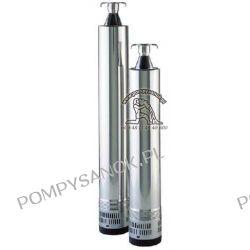 ACUA4 80 lub 4 80 M pompa głebinowa z wirnikami pływającymi - Q max 100l/min, H max 60m Pompy i hydrofory