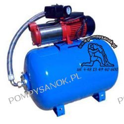 Zestaw hydroforowy MH-2500 INOX 230V ze zbiornikiem 100L