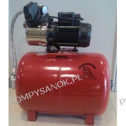 Hydrofor JETINOX 70/50 M ze zbiornikiem 50 L