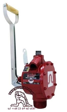 Pompa ręczna do benzyny (ATEX) FR150