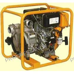 PTD206T - motopompa do wody brudnej, szlamowa Pompy i hydrofory