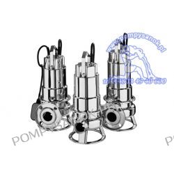 DW M 75 Pompa jednokanałowa z wirnikiem otwartym Pompy i hydrofory