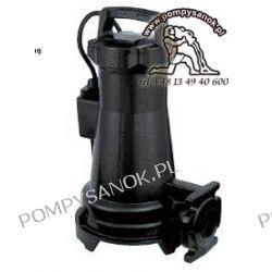 POMPY ZATAPIALNE DRAINEX 500, 501, 502 Pompy i hydrofory