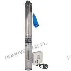 POMPA GŁĘBINOWA QS 4X.3-25. 1,5/230V PSC DRP 100% ochrony sinika Pompy i hydrofory
