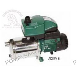 Automatyczny elektroniczny system ciśnieniowy ACTIVE EI 40/30 M Pozostałe