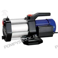 Pompa ogrodowa wielostopniowa jgp130015 5p aquacraft for Pompa sommersa leroy merlin