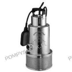 PRATIKA - Wielostopniowa pompa zatapialna do czystej wody