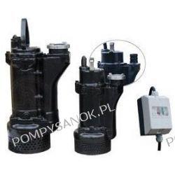 Pompa szlamowa zatapialna 50-KBFU 2,2 230V Pozostałe