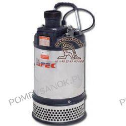 FS 4110 - AFEC pompa odwodnieniowa dla budownictwa Hmax - 50m, wydajność do 90 m³/h Pozostałe