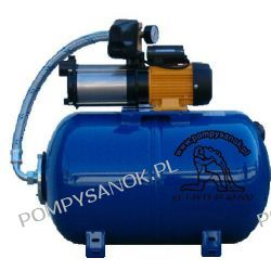 Hydrofor ASPRI 35 4  ze zbiornikiem przeponowym 80L