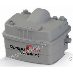 Agregat rozdrabniający Sanicubic 2 CLASSIC IP68- rozdrabniacz do wc, kuchni, pralni