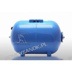 Poziomy zbiornik hydroforowy AQUAPRESS 100 litrów