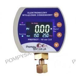 Elektroniczny wyłącznik ciśnieniowy EWC PROTECT 10 wer.3.0 przyłącz 1/4'