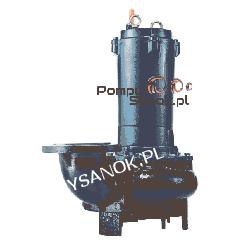 Pompa z wirnikiem jednokanałowym GOMAX 337